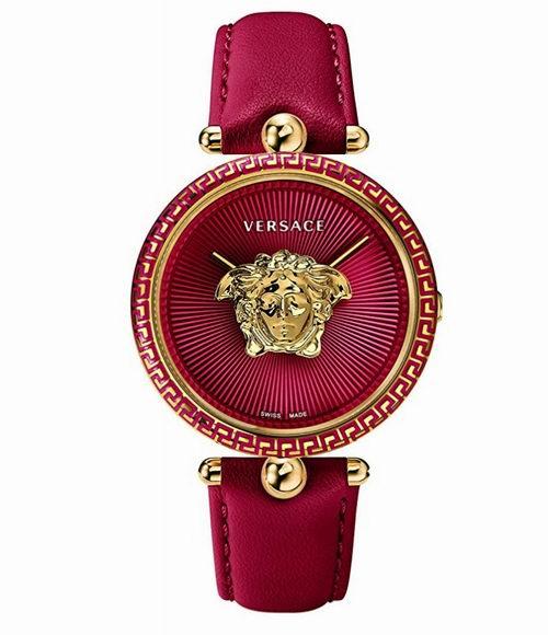 Versace 范思哲 VCO120017 奢华宫廷帝国不锈钢腕表 1231.69加元,原价 1680加元,包邮