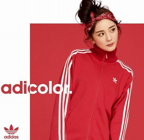精选adidas Originals三叶草女款运动潮服5折起特卖!