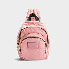 MARC JACOBS 迷你Double粉色双肩包 86加元,原价 215加元