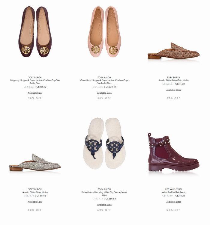 Forzieri 福喜利 精选大量顶级奢侈品牌美包、美鞋、美衣等2折起+免关税!