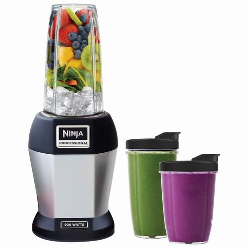 Ninja BL451C Pro 0.75L 食物搅拌机/料理机 79.99加元,原价 129.99加元,包邮