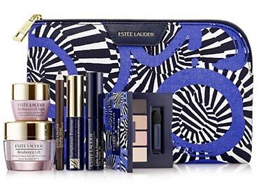 最后机会!Estee Lauder 雅诗兰黛 满送7件套大礼包+额外再送3件套礼包+满125加元再送15件中样大礼包!