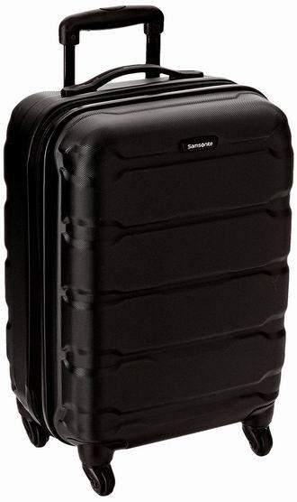 Samsonite 新秀丽 Omni 全PC 20英寸 黑色 轻质硬壳拉杆行李箱/登机箱 88.93加元包邮!