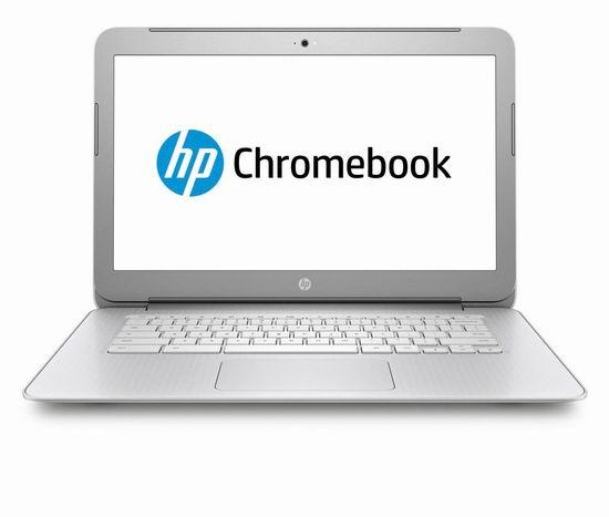金盒头条:历史新低!翻新 HP 惠普 Chromebook 14-AK041DX 14英寸谷歌笔记本电脑(4GB/16GB) 188加元包邮!