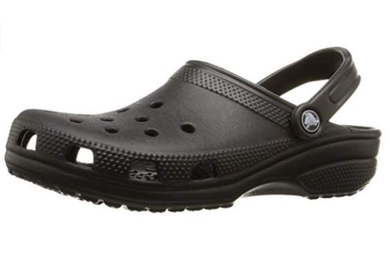 商家补货!历史新低!Crocs Classic Clog 男女中性 黑色 洞洞鞋/凉鞋3折 13.5加元清仓!码齐全降价!