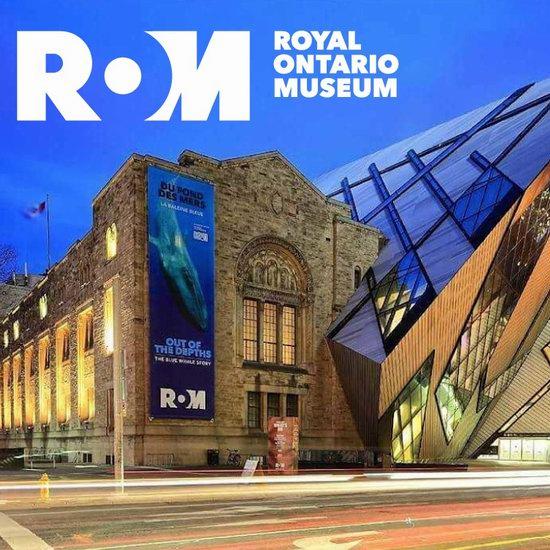 Royal Ontario Museum 皇家安大略博物馆 年票6折!