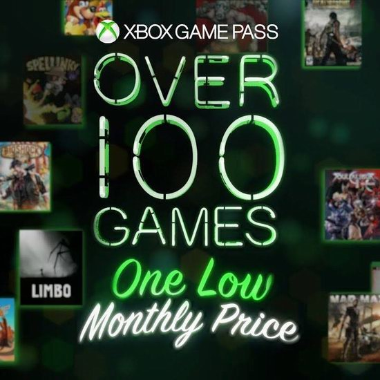 Xbox Game Pass 游戏通行证 新会员首月月费1.7折,仅需2加元!额外再送1个月会员!