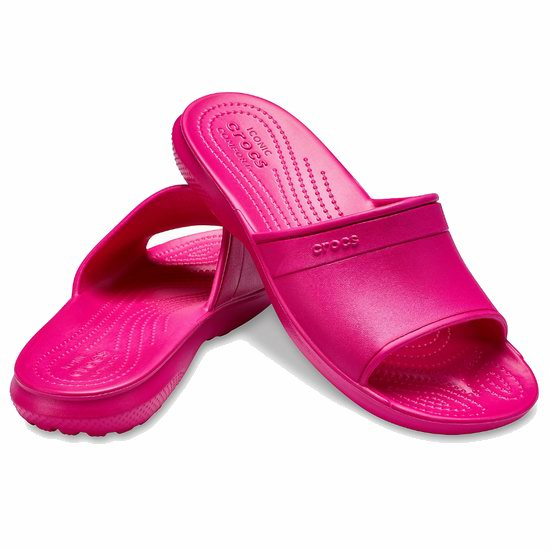 Crocs Classic 男女中性 凉拖鞋 17.49加元!两色可选!码齐全降价!