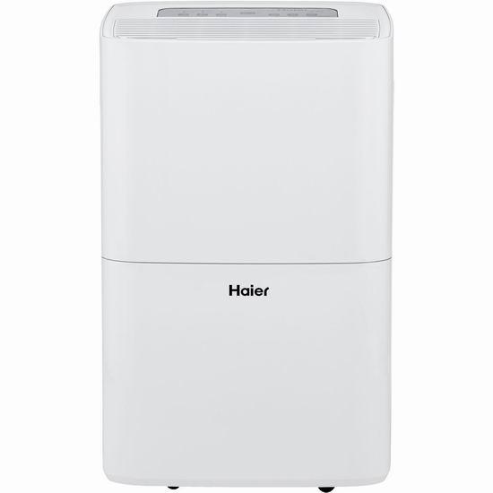 历史新低!Haier 海尔 HEN70ETFP 70品脱除湿机6.2折 234.5加元包邮!