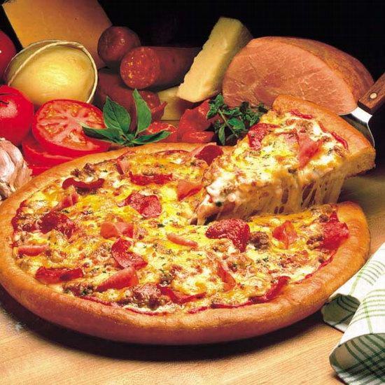 Pizza Hut 必胜客 正价购买大号pizza,再买3个以内中号pizza每个仅需5元!