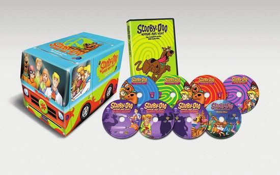 金盒头条:《Scooby-Doo Where Are You! 史酷比,你在哪里!》动画片DVD全集3.5折 29.99加元!
