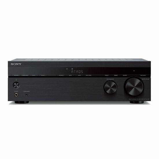 历史最低价!Sony 索尼 STRDH790 7.2声道 AV功放 348加元包邮!