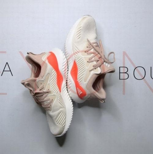 adidas AlphaBOUNCE Beyond  增强保护性 男士跑鞋 62.97加元(7码),原价 150加元,包邮