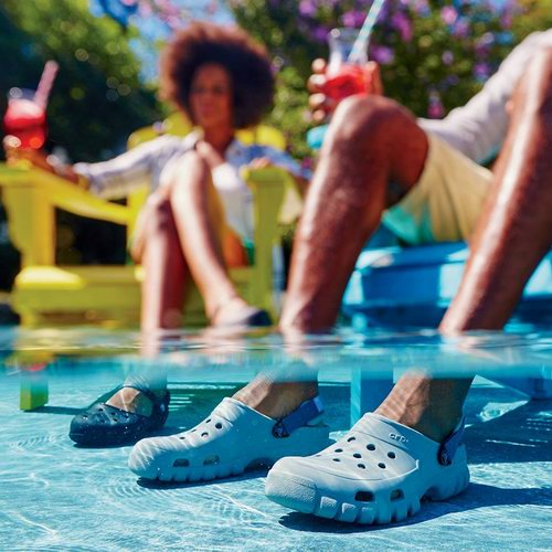 Crocs 卡洛驰洞洞鞋 劳动节大促最后一天!精选上百款鞋靴4折起+额外7.5折!