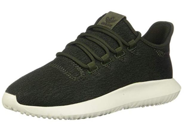 Angelababy同款!adidas Originals Tubular Shadow 小椰子 女式复古休闲鞋(8.5码)3.2折 41.31加元包邮!