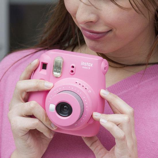 近史低价!Fujifilm Instax Mini 9 拍立得相机 69.99加元包邮!3色可选!