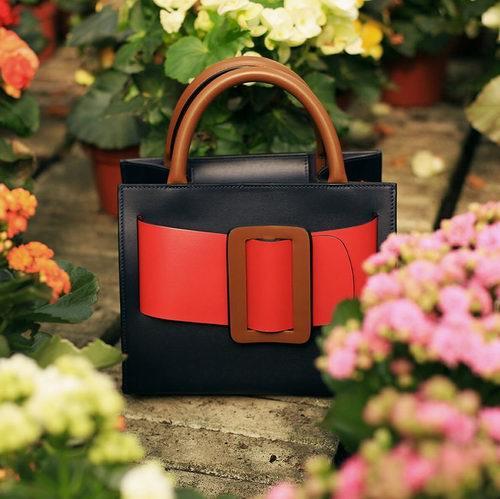 欧美街拍爆款!BOYY 皮带方扣包、美鞋 最高 8.5折优惠+包邮包关税