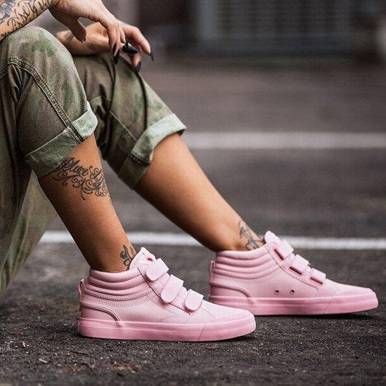 双11特惠!DC Shoes 官网精选时尚板鞋、运动鞋、运动服饰等5折起+额外6折!收小白鞋、小粉鞋!