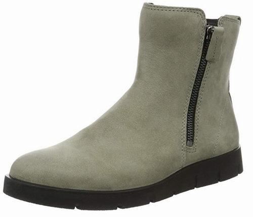 ECCO 爱步 Bella 侧拉链短靴 49加元(9-9.5码),原价 195加元,包邮