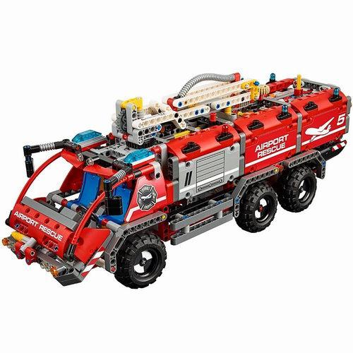 历史最低价!LEGO 乐高 42068 机械系列  消防救援车(1094pcs)6.9折 89.99加元包邮!