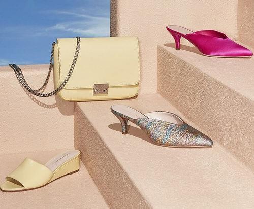 好看又不贵,女明星们最爱  Loeffler Randall美包、美鞋 3.6折起+包邮无关税!