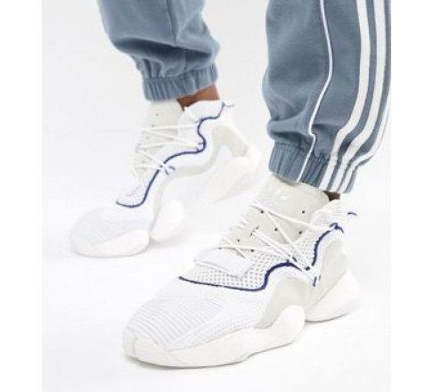 adidas Originals Crazy BYW 男士休闲运动鞋 白色款 107.97加元(2色),原价 260加元,包邮