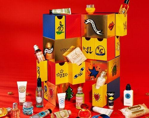 L'Occitane 欧舒丹 精选2款2018限量日历礼盒上市 59加元起特卖+满送6件套礼包!