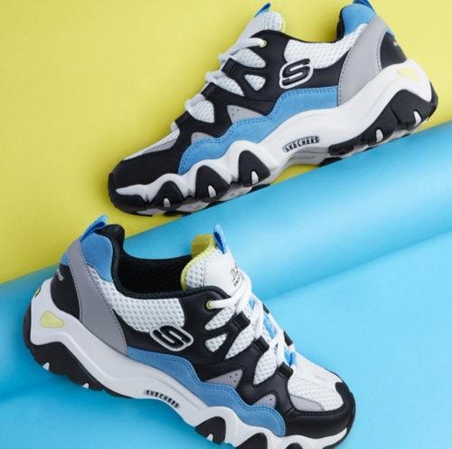 精选 Skechers 男女运动鞋5折 39.99加元起特卖+包邮!