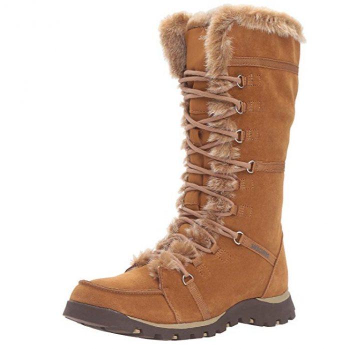 Skechers Grand Jams女款雪地靴 55.86加元起(多色可选),原价 120加元,包邮