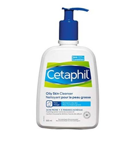 Cetaphil 丝塔芙 Oily 祛痘祛油洗面奶6.7折 11.38加元!