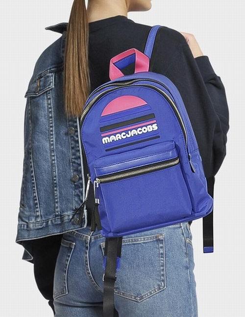 Marc Jacobs Trek 三拉链双肩包 110加元,原价 275加元,包邮