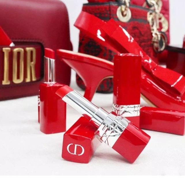 居然那么美 !DIOR Rouge 2018新品红管口红 38.7加元特卖