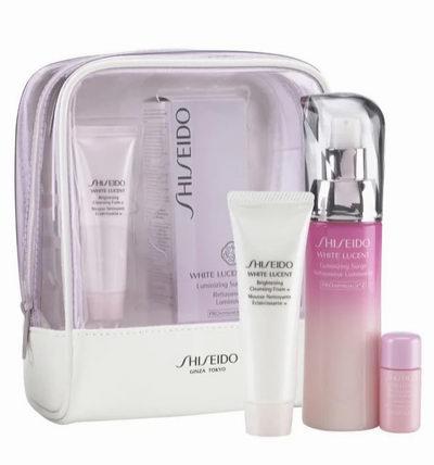 Shiseido 资生堂 White Lucent 美白护肤套装 68加元,原价 78加元,包邮