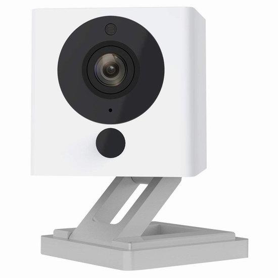销量冠军!Wyze Cam v2 1080P全高清 家用智能安全摄像头 37.49加元包邮!