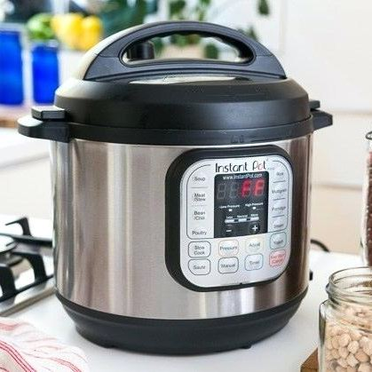 Instant Pot IP-DUO60 6夸脱 7合一 多功能电压力锅 78.19加元包邮!送价值25.99加元菜谱!