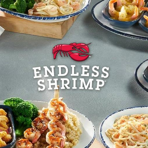 吃货速进!Red Lobster 红龙虾海鲜餐厅 Endless Shrimp 虾餐任食吃到饱!