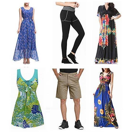 金盒头条:精选 Wantdo 女式裙装、泳装、瑜伽裤、男式短裤等特价销售,低至11.98加元!