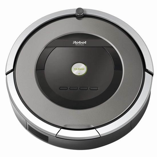 历史新低!iRobot Roomba 850 旗舰版 智能扫地机器人5.2折 374.99加元包邮!