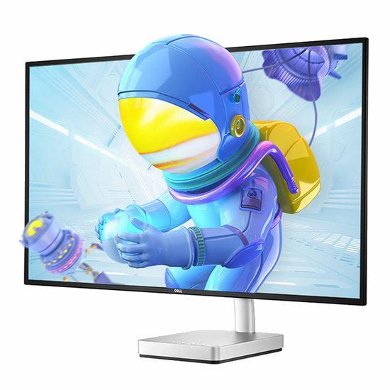 历史新低!Dell 戴尔 S2718D 27英寸 微边框 2K超高清 超纤薄IPS护眼显示器4.5折 276.29加元包邮!