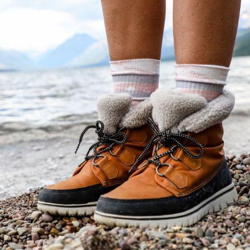 最后机会!Sorel 加拿大冰熊 官网大促!精选多款成人儿童经典雪地靴3.5折起清仓!