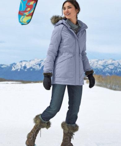 Eddie Bauer 精选男女时尚羽绒服、夹克、休闲服、鞋靴 3.5折起+额外6折!