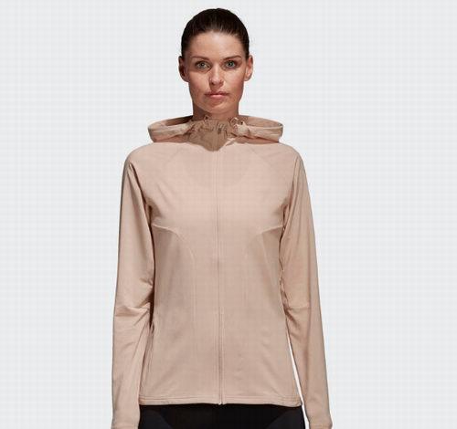 adidas FREELIFT 女士长袖训练外套 29.95加元,原价 100加元,包邮