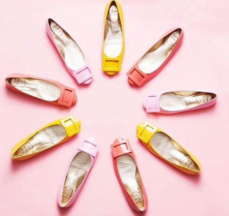 Belle Vivier法式优雅方扣鞋、美包 最高8.5折优惠!