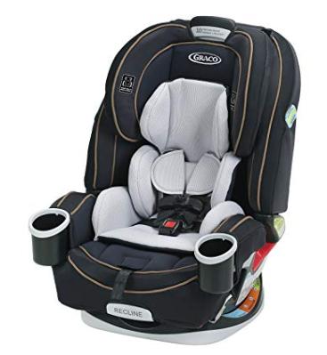 销量第一!Graco 葛莱 4Ever All-In-One 顶级全阶段 儿童汽车安全座椅 299.97加元包邮!