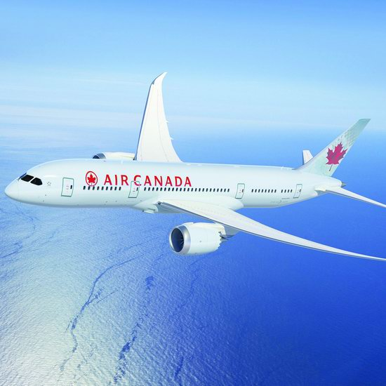 Air Canada 加航 指定航线机票8折!往返中国499加元起!蒙特利尔往返上海728加元起!
