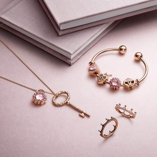 Pandora 潘多拉 精选手镯、串珠、戒指等精美首饰7折,全场最高满减300加元,相当于变相6折!折后低至4.2折!