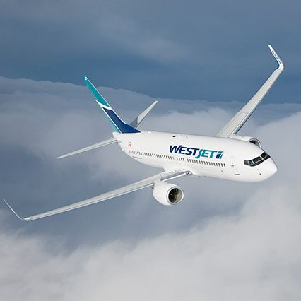WestJet 西捷航空 24小时闪购!加拿大境内及飞往美国、墨西哥、加勒比航线机票全场8折!