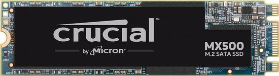 历史新低!Crucial 镁光 MX500 3D NAND SATA M.2 1TB 卡式固态硬盘 144.99加元包邮!