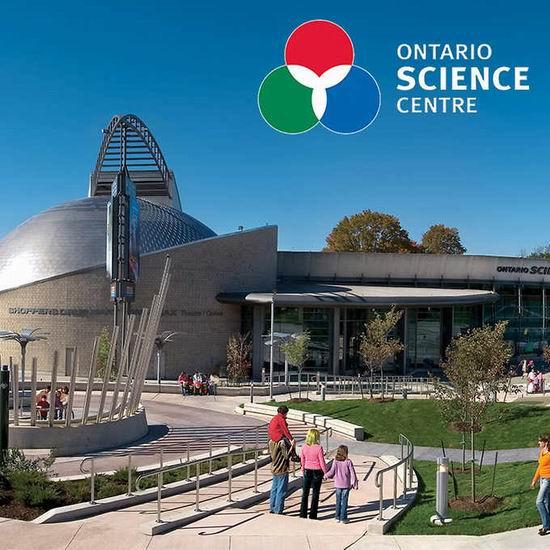 Ontario Science Centre 安省科技馆 家庭年票限时150加元!