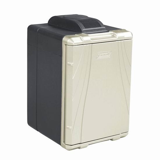 历史新低!Coleman PowerChill 40夸脱 车载冰箱/制冷保温箱4.3折 80加元清仓并包邮!